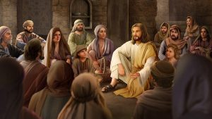 Enseignement de Jésus